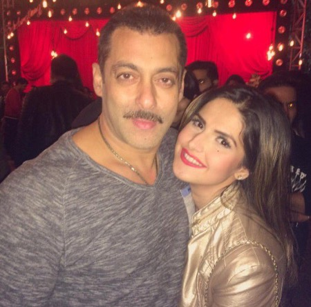 Zarine+Khan+and+Salman