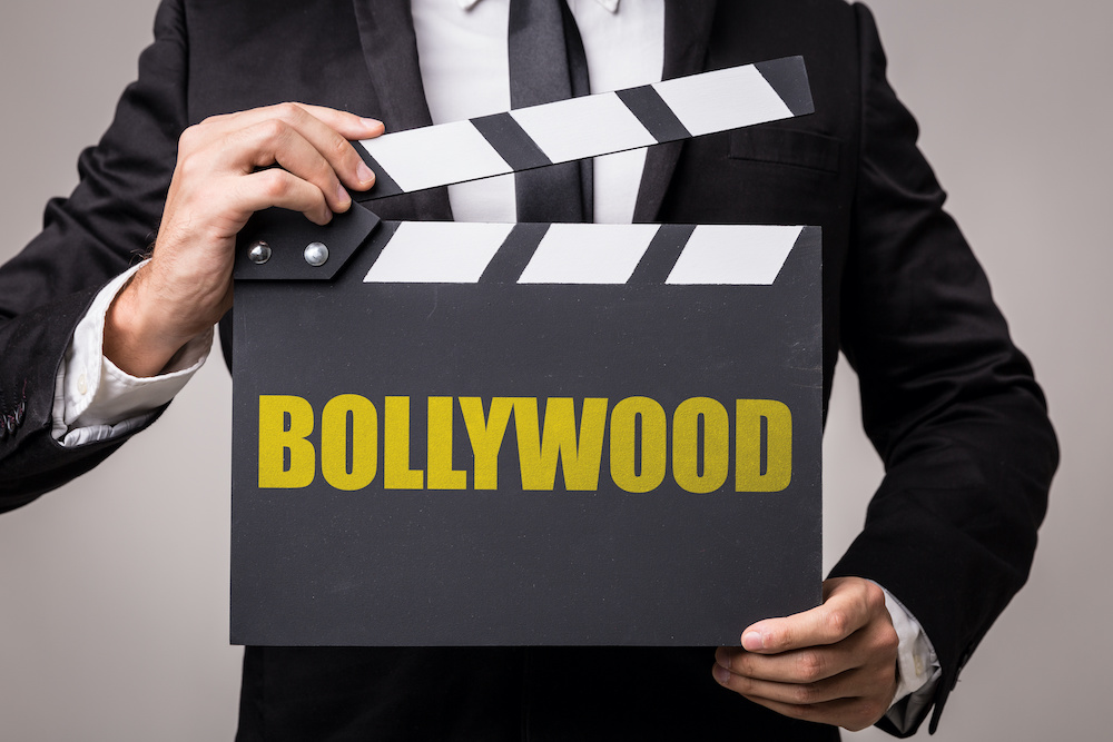 Bollywood cue action